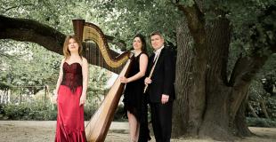 Trio Adonis (Jocelyne Lucas, Franck Masquelier, Céline Mata)