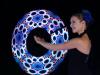 Lucis – Spectacle de jonglerie lumineuse