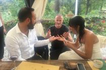 Le magicien à un mariage dans l'Aude (11)