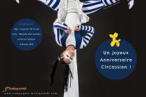 cirque anniversaire