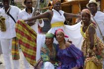 danseurs-antillais-Festival-wim-percussion fanare antillaise