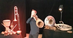 Quelle trompette pour Ethan?