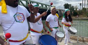 batucada bresilienne professionnelle wim percussion
