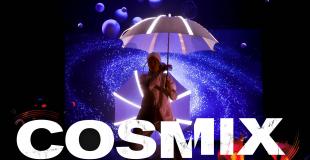 Cosmix-Jonglage Led et laser