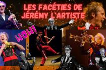 Les Facéties de Jérémy L'Artiste