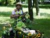 Olivier, le petit jardinier - spectacle musical de rue jeune public