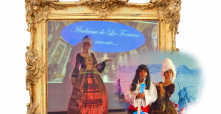 Affiche Madame de la Fontaine raconte