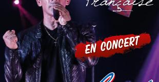 Concert Lucas Au coeur de la chanson française