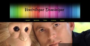 Ventriloque Dominique Poucet