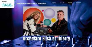 Orchestre duo elisa et thierry