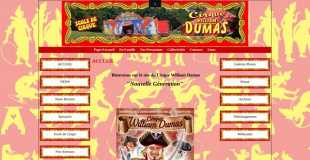 Cirque William Dumas