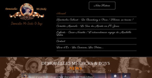 Demoiselles Mi-Sticks