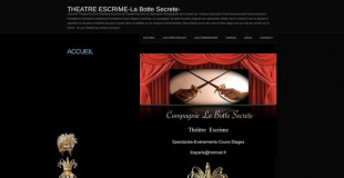 Spectacles La Botte Secrete