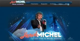 Sosie vocale de Michel Sardou par Hervé-Michel