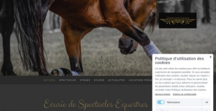 Compagnie Capalle - Spectacle Equestre