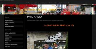 Phil Armo et Melle Nini