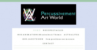 Percussivement Art World
