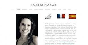 Caroline Pearsall - violoniste/altiste
