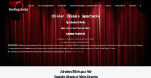 Olivier Dissais Spectacle