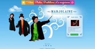 Marjolaine, magicienne