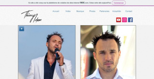 Thierry Nelson chanteur Nice