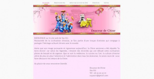 Douceur de Chine