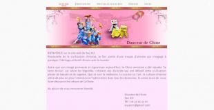 Douceur de Chine