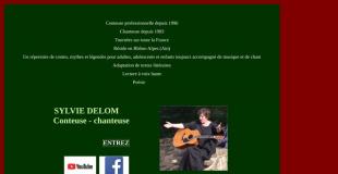 Sylvie Delom Conteuse