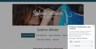Solenn Minier - Makeup Artist