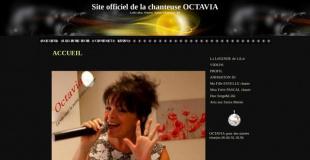 Octavia chanteuse
