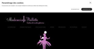 Mademoiselle Pailette