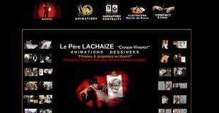 """Le Père Lachaize """"Croque-Vivants!"""""""
