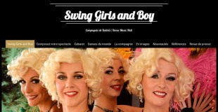 Swing-girls & boy
