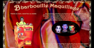 Bbarbouille maquillage