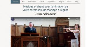 Stéphanie et Bertrand Delmarle
